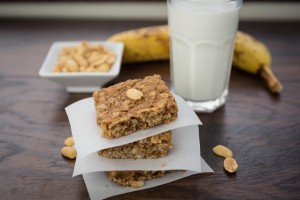 Oatmeal Peanut Energy Bars 2