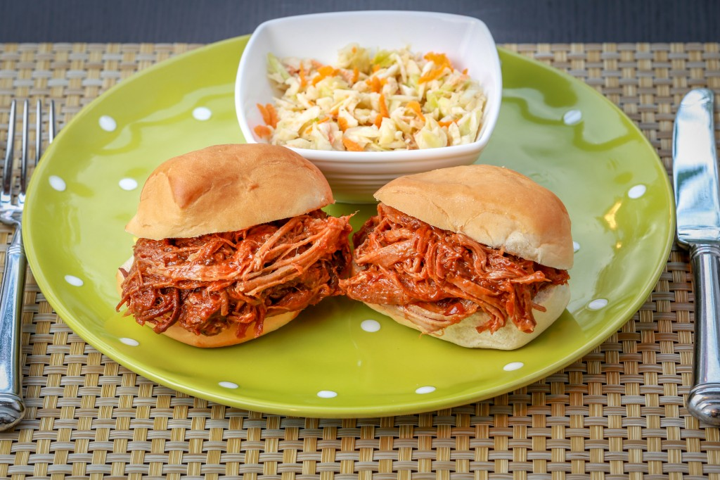 Chicken Salad and Pulled Pork-5687