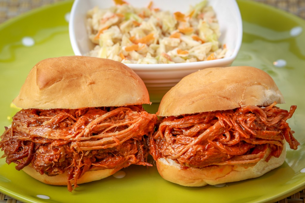 Chicken Salad and Pulled Pork-5706