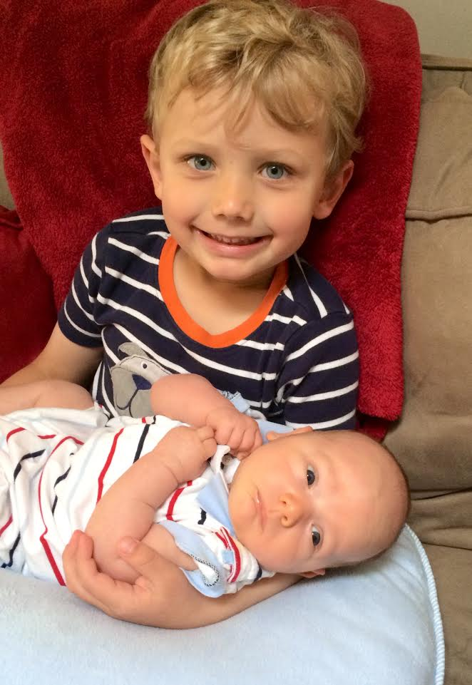 William and Charlie 7-6-14